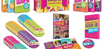 "Time Life Releasing ""Rowan & Martin's Laugh-In: The Complete Series"" for 50th Anniversary"
