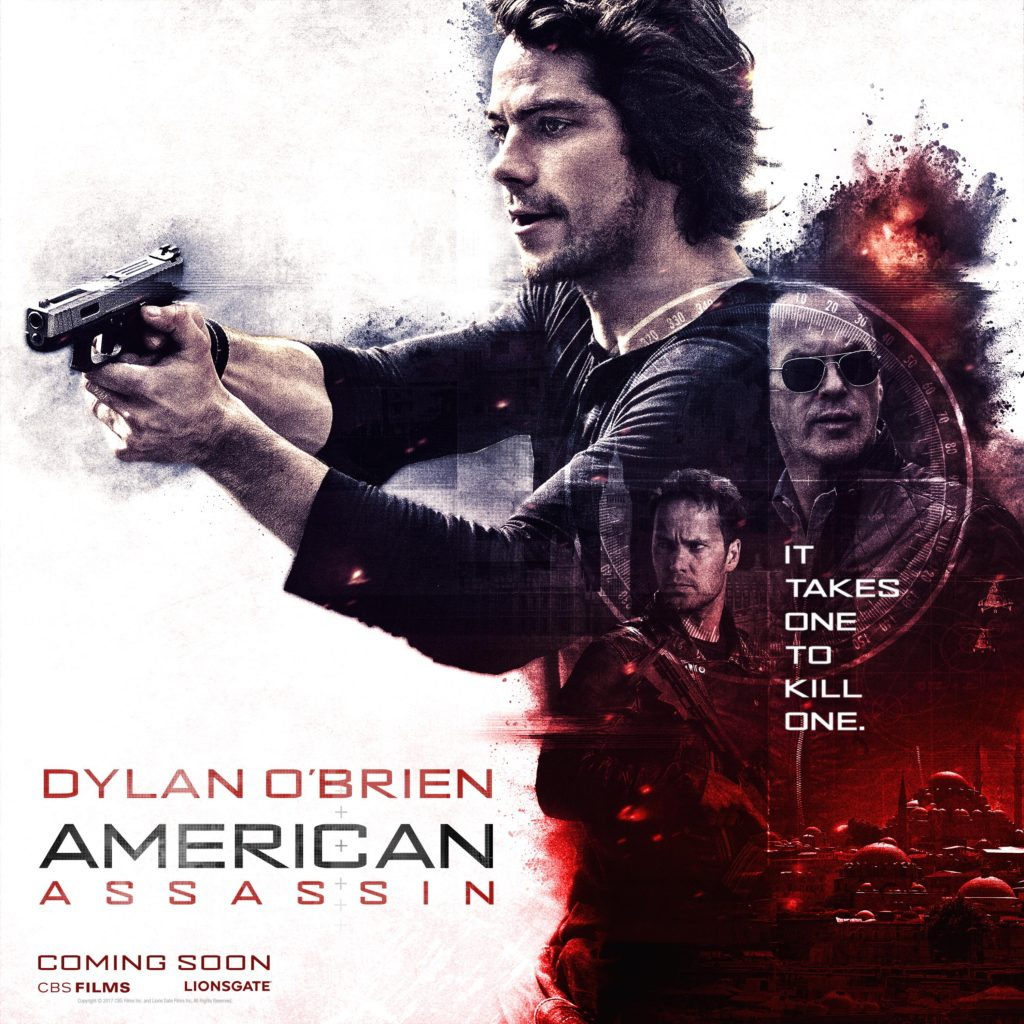 American Assassin red band trailer poster Dylan