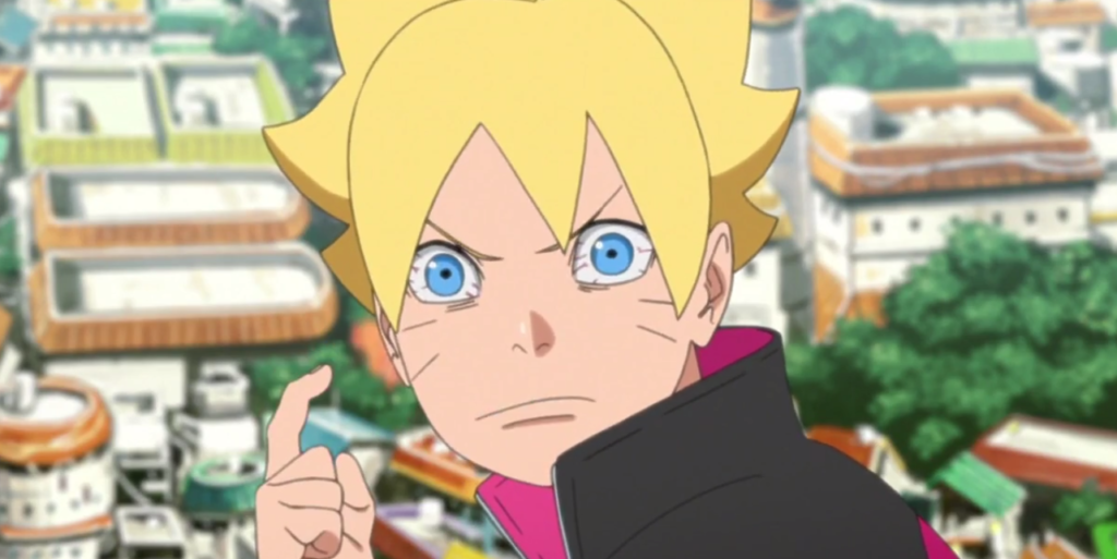 Boruto anime The Ghost Incident Review