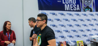 Interview with Lord Mesa at HVFF London