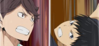 Seijou Bonus Chapter in First Haikyuu Compilation Film