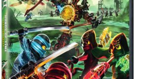 LEGO Ninjago Masters of Spinjitzu Season 7 DVD – Review