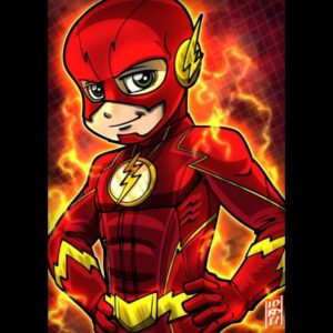 Lord Mesa - The Flash