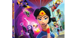 """LEGO DC Super Hero Girls: Brain Drain"" Gets July Digital HD and August DVD Release Dates!"