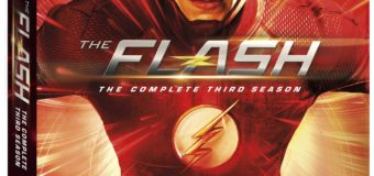 The Flash Season Three Coming to Blu-ray and DVD on September 5, 2017