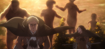 "Attack on Titan 2×10 & 2×11 Review: ""Children"" & ""Charge"""