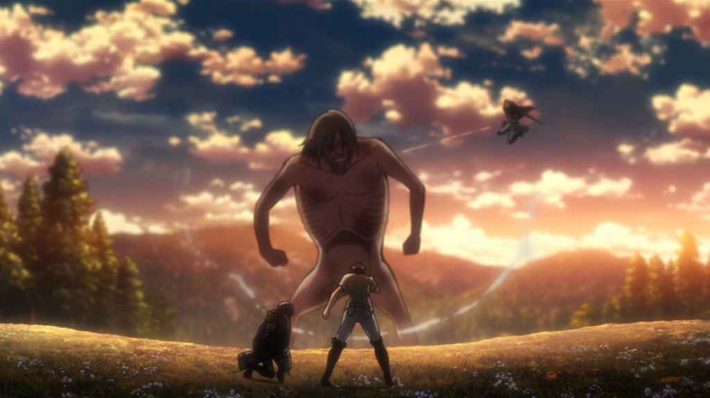 Attack on Titan Scream