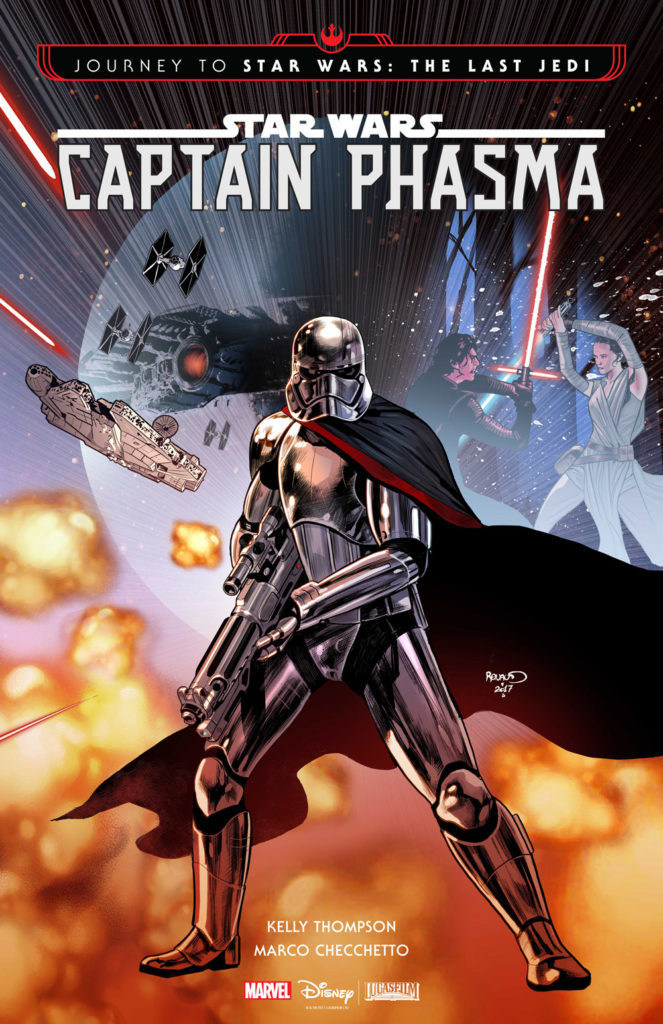 phasma comic series