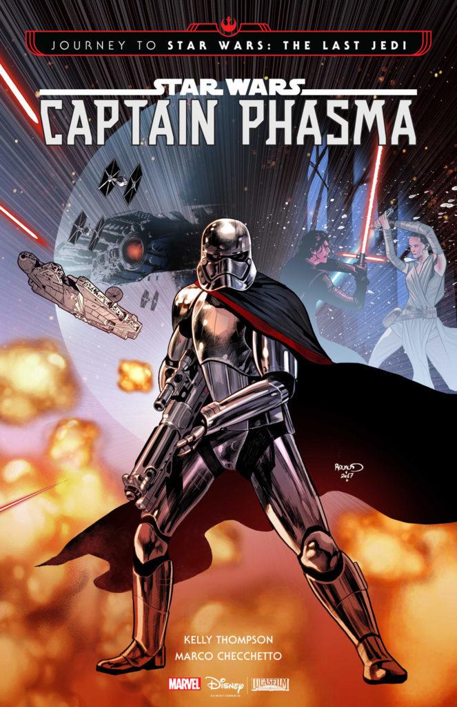 phasma comic series