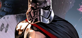 Capes, Chromium, and Comics: Phasma's Great Escape