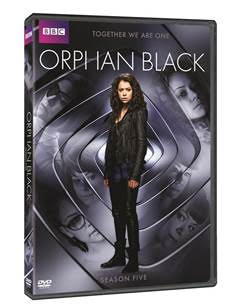 Orphan Black Season Five Blu-ray DVD