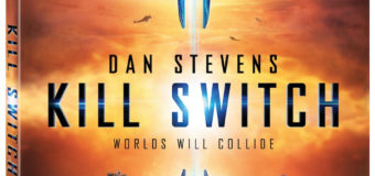 "Sci-Fi ""Kill Switch"" Starring Dan Stevens Gets 22 August 2017 Blu-ray & DVD Release!"