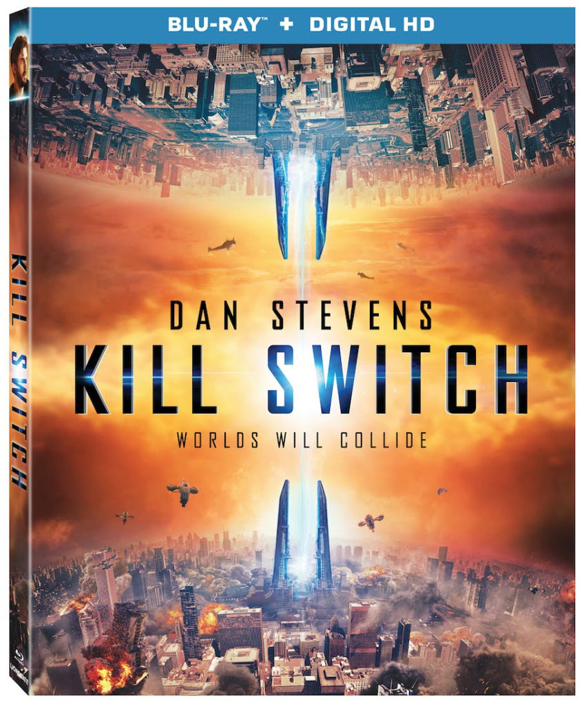 Kill Switch Dan Steven Blu-ray DVD release Lionsgate Home Entertainment