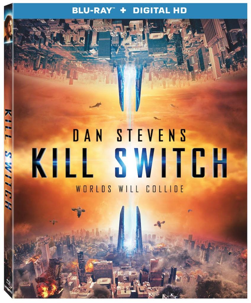 Kill Switch Dan Steven Blu-ray DVD release Lionsgate Home Entertainment