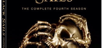Black Sails Season 4 Releasing on Blu-ray and DVD on August 29, 2017!