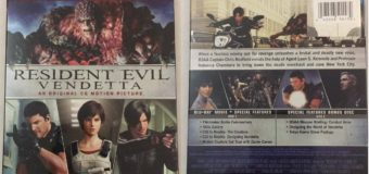 Resident Evil: Vendetta – Blu-ray Review