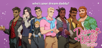 """Dream Daddy: A Dad Dating Simulator"" Delayed on Launch Day"
