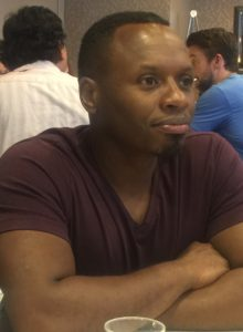iZombie at SDCC 2017 Malcolm Goodwin