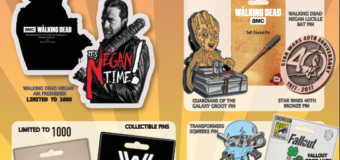 Toynk Toys Reveal San Diego Comic-Con 2017 Exclusive Pins