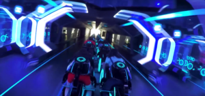 d23 expo 2017 news tron wdw