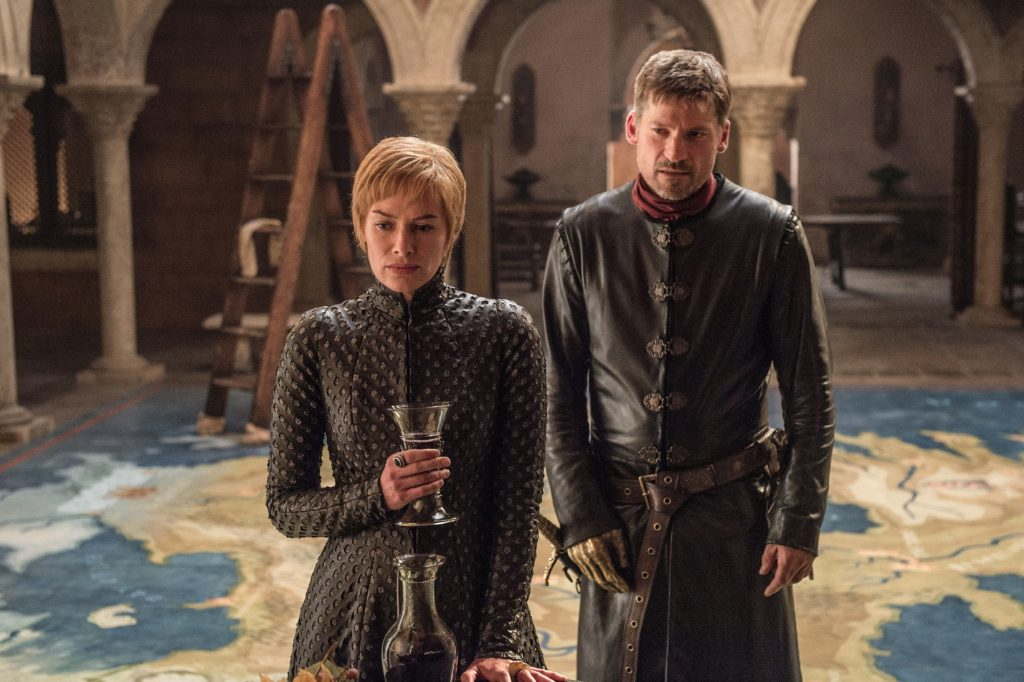 dragonstone game of thrones cersei lannister jaime lannister