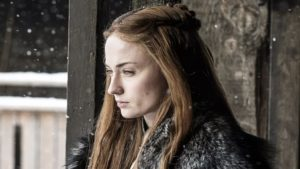 stormborn game of thrones sansa stark