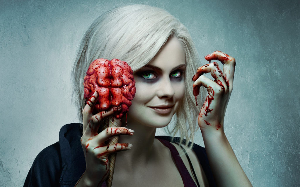 iZombie at SDCC 2017