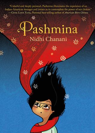Pashmina Nidhi Chanani
