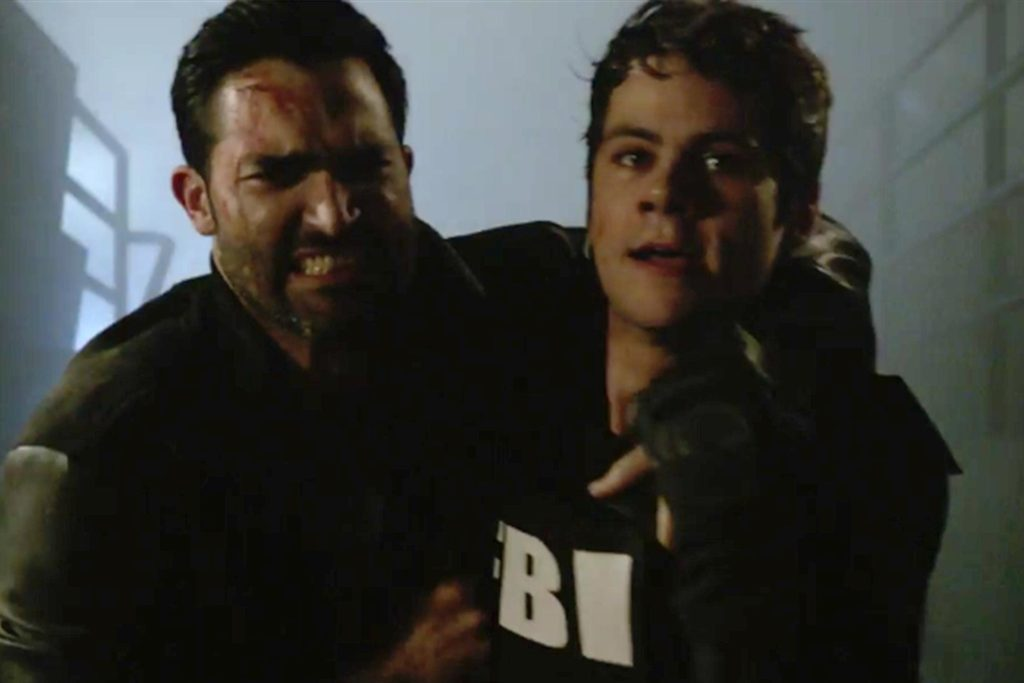 Sterek Teen Wolf 6B Trailer