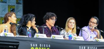 The 100 at SDCC 2017: Time Jumps, Boo