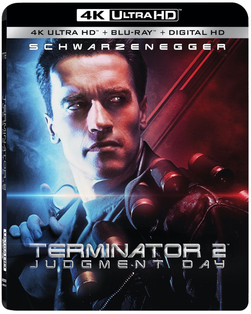 Terminator 2 Judgement Day Lionsgate EndoArm 4K Ultra Edition