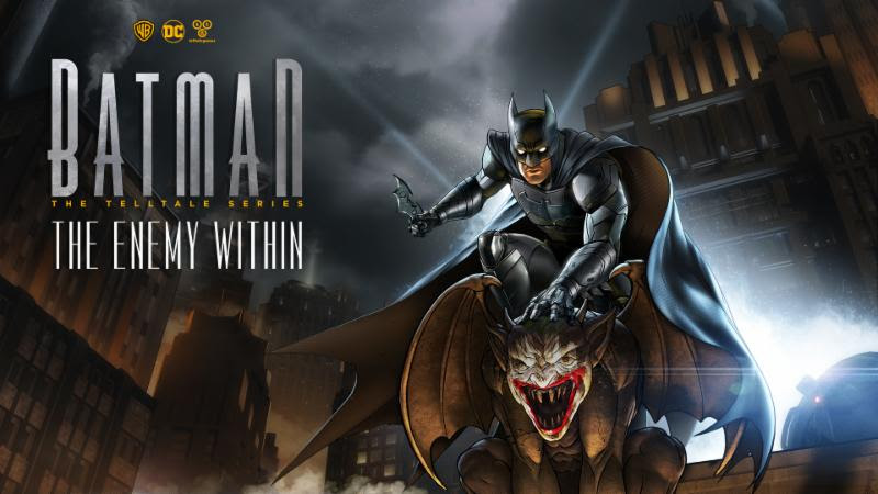 Telltale Games Batman Season 2 Enemy Within