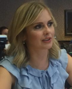 iZombie at SDCC 2017 Rose McIver
