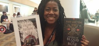Tomi Adeyemi on Epic Adventures and Representation