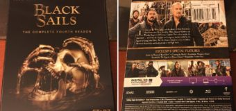 The Complete Black Sails Season 4 – Blu-ray Review