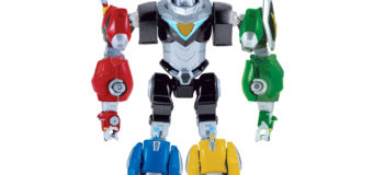 Playmates Toys Launches Voltron Metal Defender Collection In Time For Season 3!