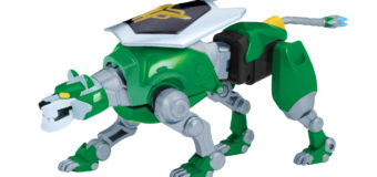 "Playmates Toys ""Voltron Metal Defender"" Collection – Green Lion Review"