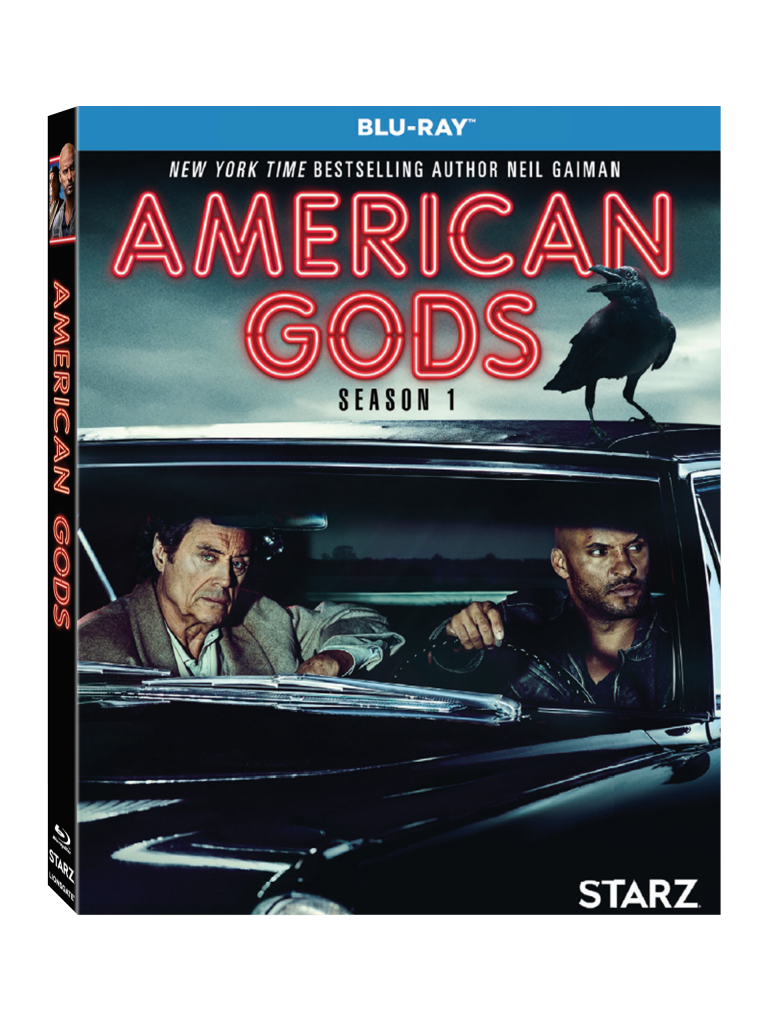 American Gods Season One Gets October Blu-ray and DVD ...