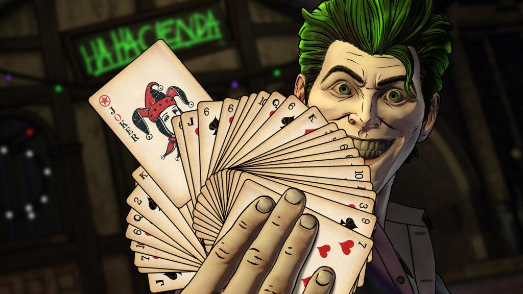 Telltale Games Batman Enemy Within The Pact John Doe Joker
