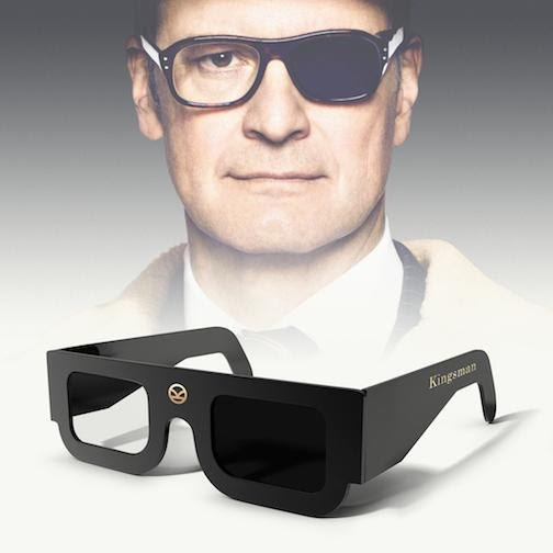 Kingsman 2 The Golden Circle Solar Eclipse promo