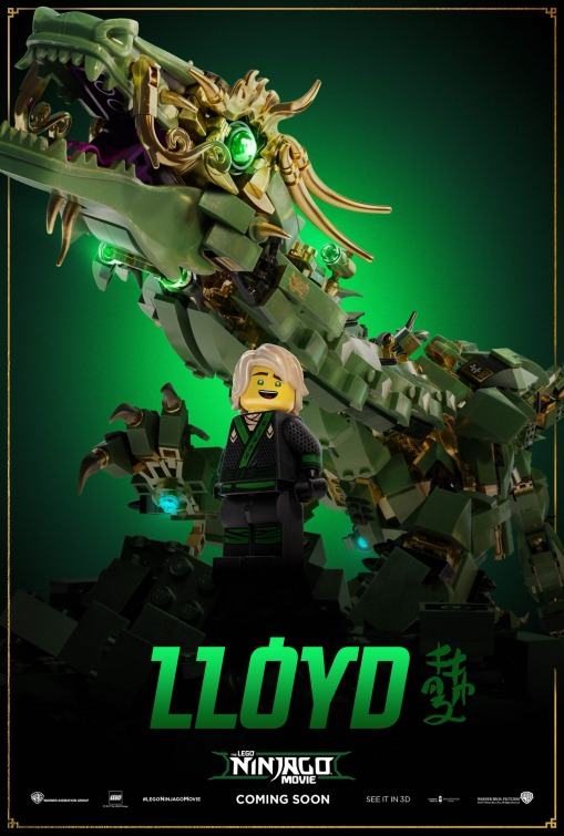Llyod The LEGO Ninjago Movie