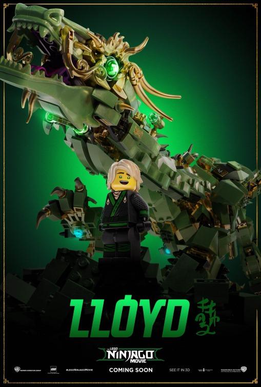 Llyod The LEGO Ninjago Movie