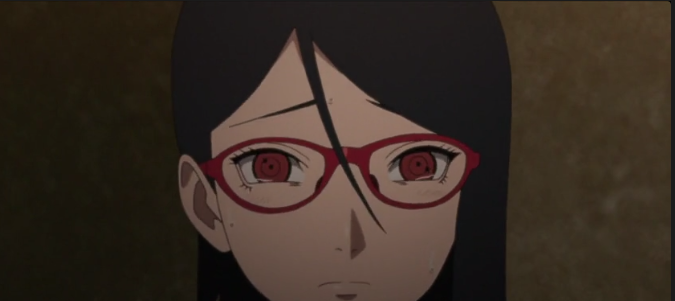 Boruto anime review The Boy With The Sharingan