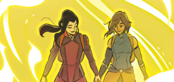 Korra and Asami Are Getting Bi: Turf Wars Part 1 Review