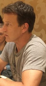 The Gifted at SDCC 2017 Stephen Moyer