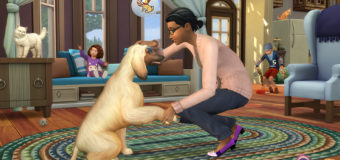 The Sims 4 Adds Pets With 'Cats & Dogs' Expansion Releasing This November