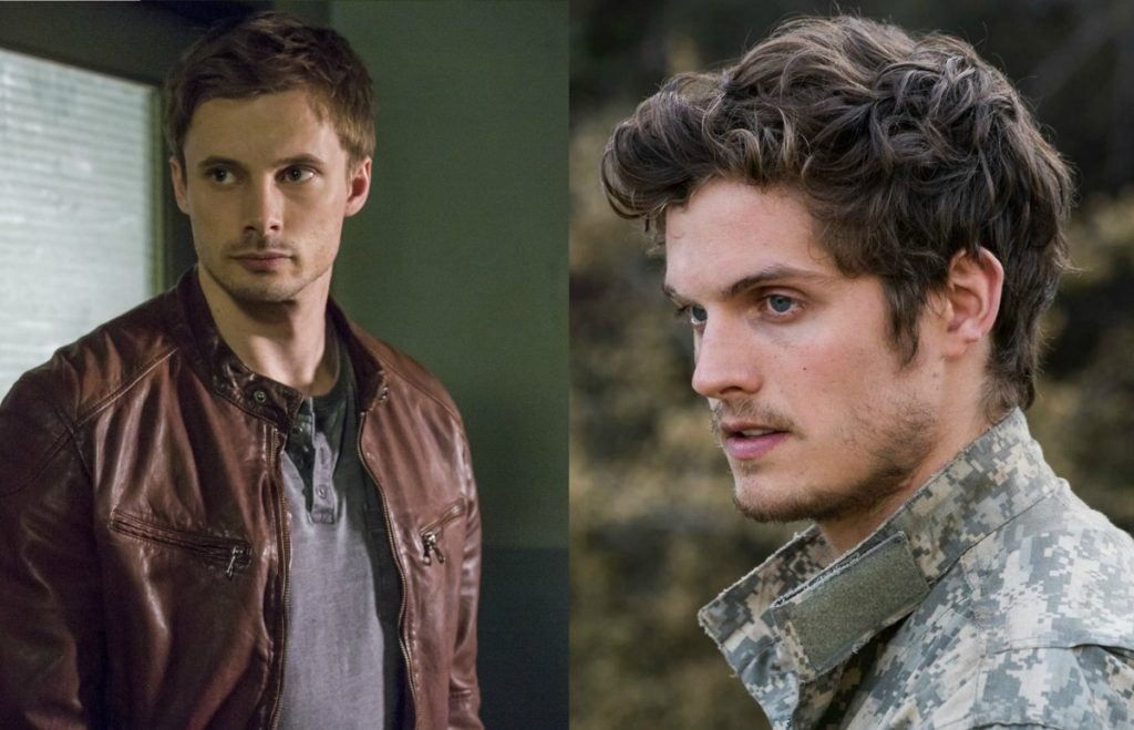 Bradley James Daniel Sharman Medici season 2