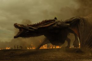 the spoils of war game of thrones daenerys drogon