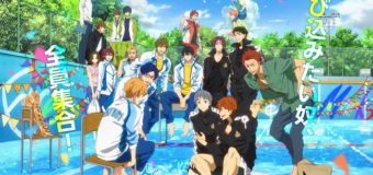 Free! Take Your Marks Trailer Reveals Plot Details