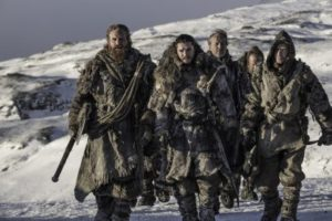 beyond the wall thoros jon snow